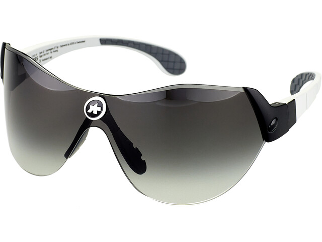 ASSOS Zegho G2 Interceptor Black Gafas, black